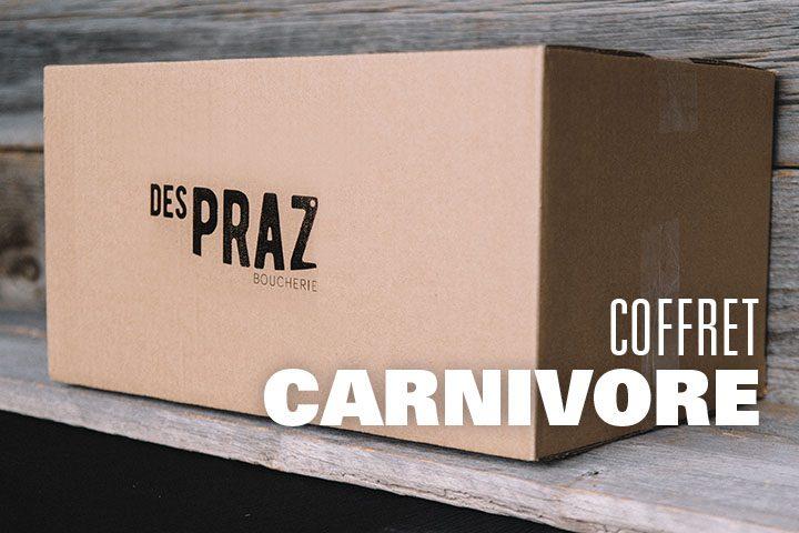 Coffret Carnivor