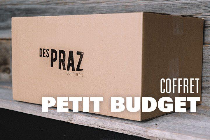 Coffret Petitbudget