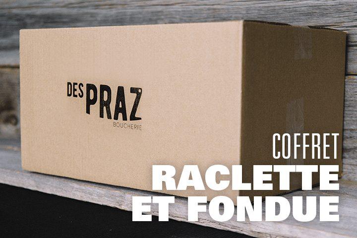 Racletteetfondue